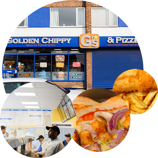 G's Golden Chippy